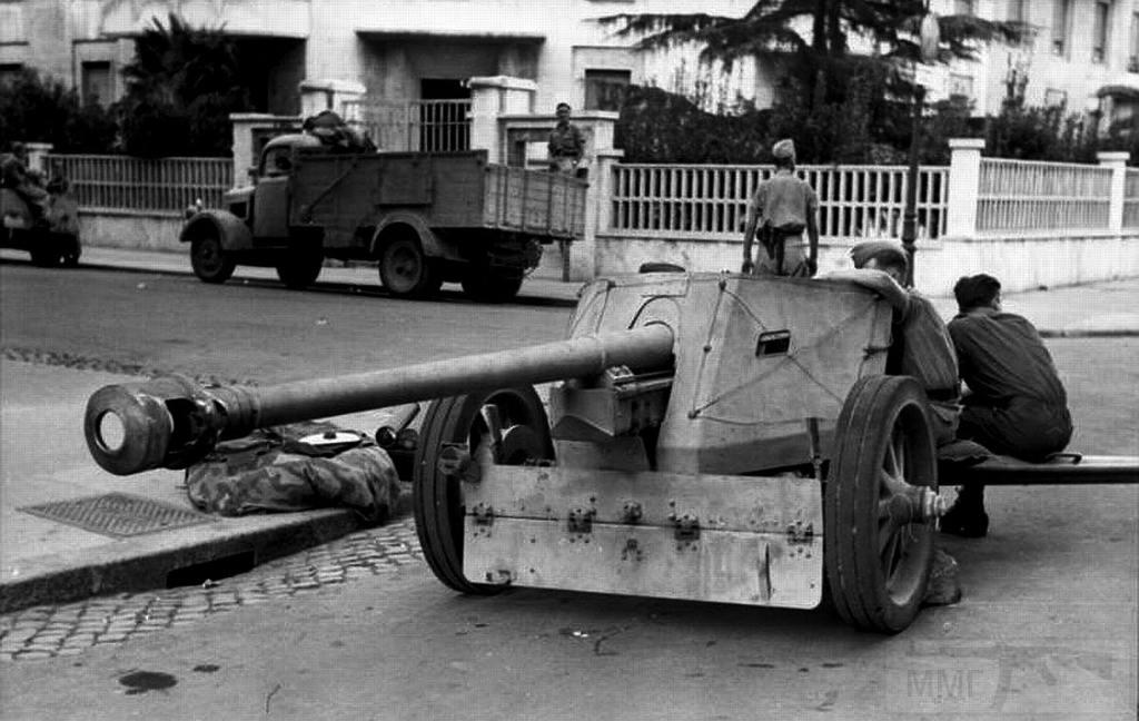 8010 - Pak75mm-Italy, 1943