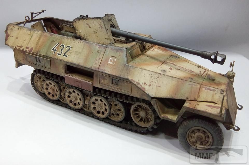 80131 - Бронетранспортеры Вермахта и их прямые потомки