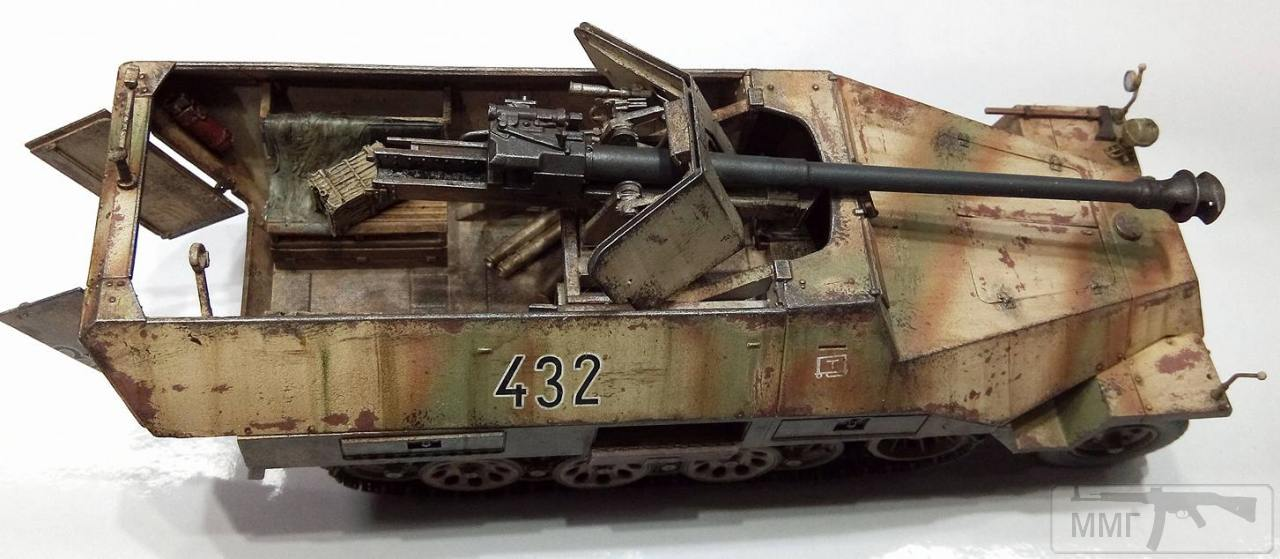 80132 - Бронетранспортеры Вермахта и их прямые потомки