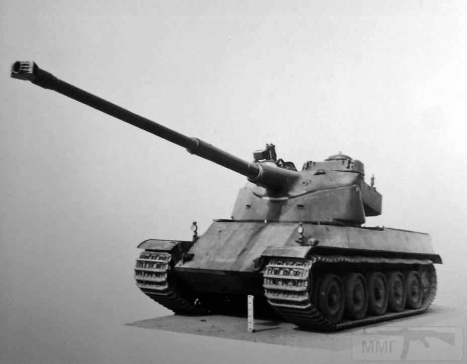 8019 - Не пошедшие в серию послевоенные прототипы