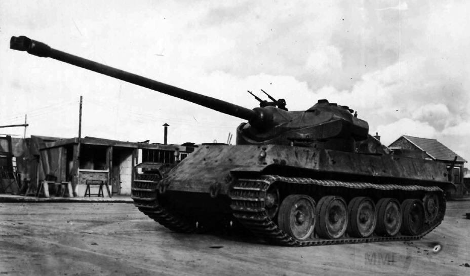 8021 - Не пошедшие в серию послевоенные прототипы