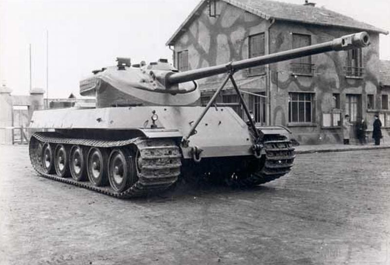 8022 - Не пошедшие в серию послевоенные прототипы