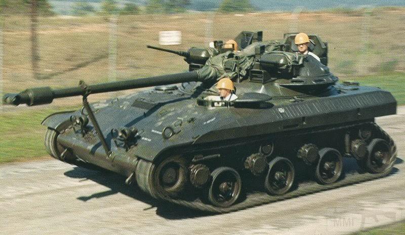 8025 - Не пошедшие в серию послевоенные прототипы