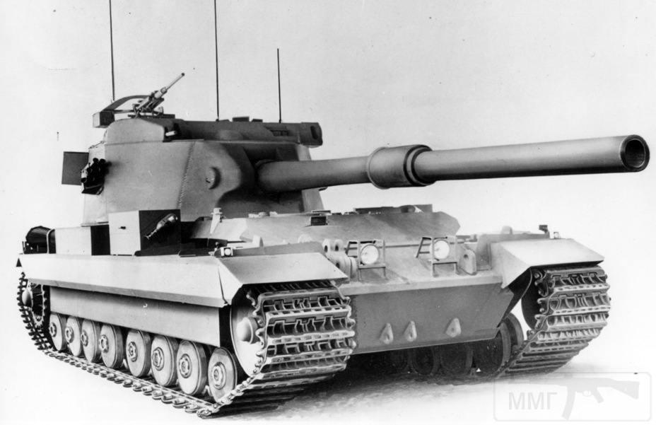 8026 - Не пошедшие в серию послевоенные прототипы