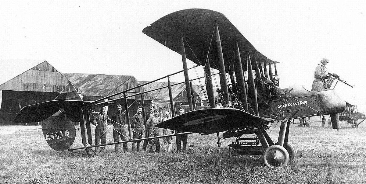 80274 - Авиация и летчики Первой Мировой Войны.