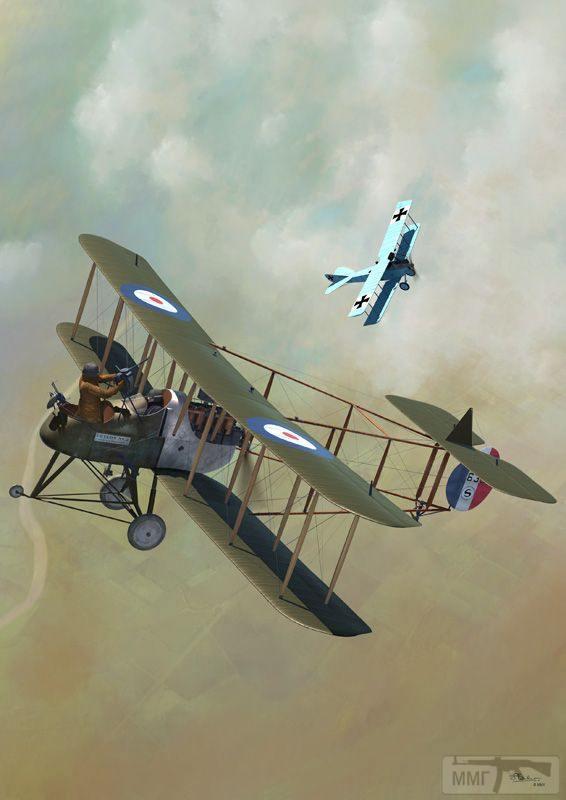 80277 - Авиация и летчики Первой Мировой Войны.