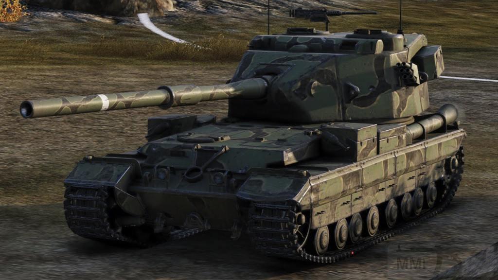 8028 - Не пошедшие в серию послевоенные прототипы