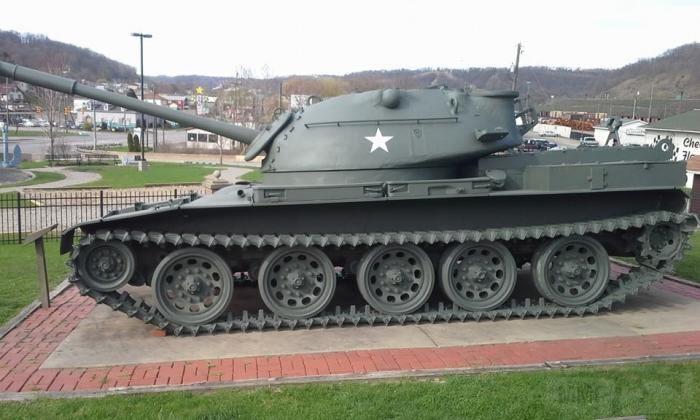 8029 - Не пошедшие в серию послевоенные прототипы