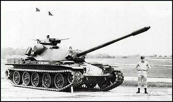 8032 - Не пошедшие в серию послевоенные прототипы