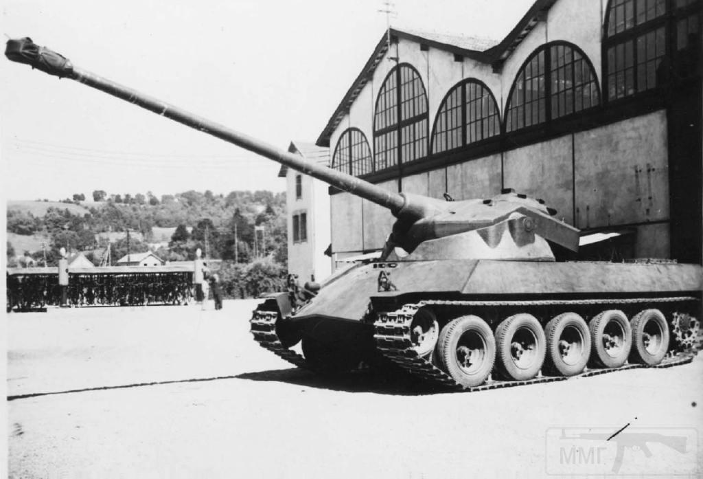 8033 - Не пошедшие в серию послевоенные прототипы