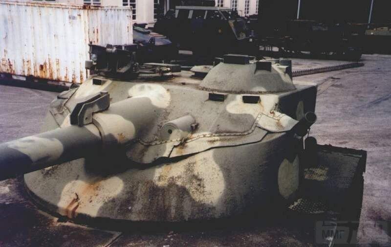 8036 - Не пошедшие в серию послевоенные прототипы