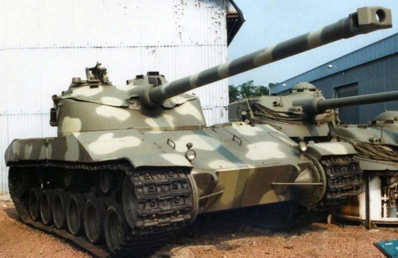 8038 - Не пошедшие в серию послевоенные прототипы