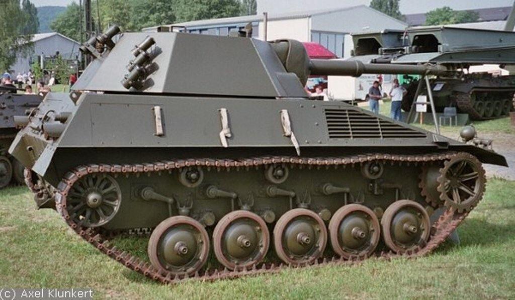 8039 - Не пошедшие в серию послевоенные прототипы