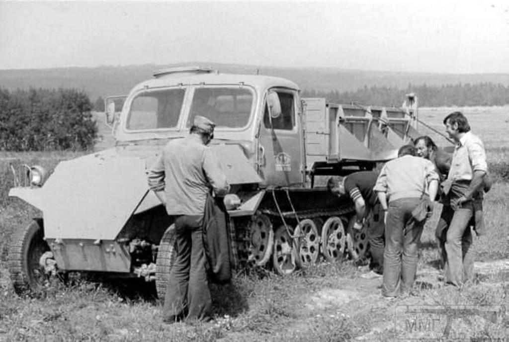 80394 - Бронетранспортеры Вермахта и их прямые потомки
