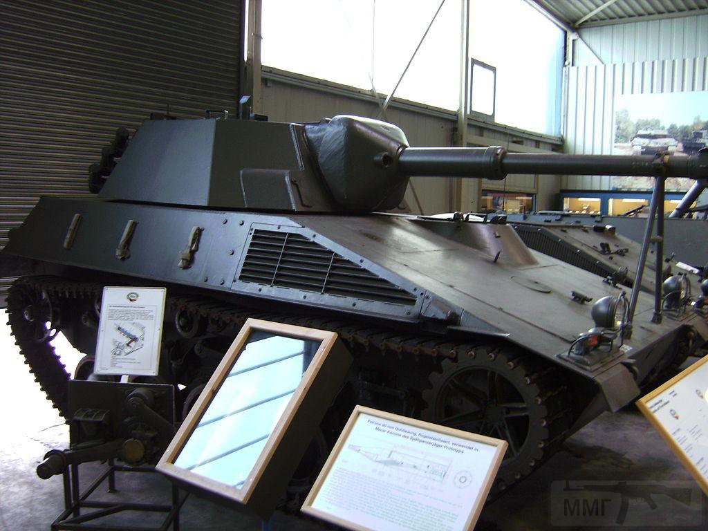 8040 - Не пошедшие в серию послевоенные прототипы