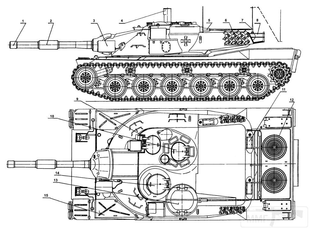 8045 - Не пошедшие в серию послевоенные прототипы