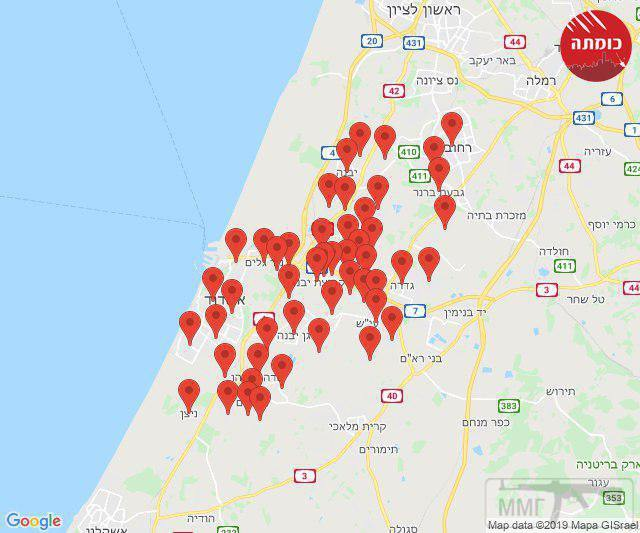 80469 - Израиль VS разные арабы - современность
