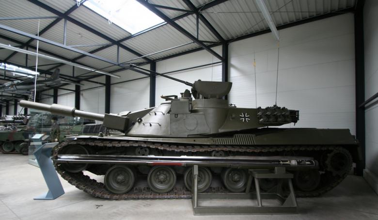 8048 - Не пошедшие в серию послевоенные прототипы