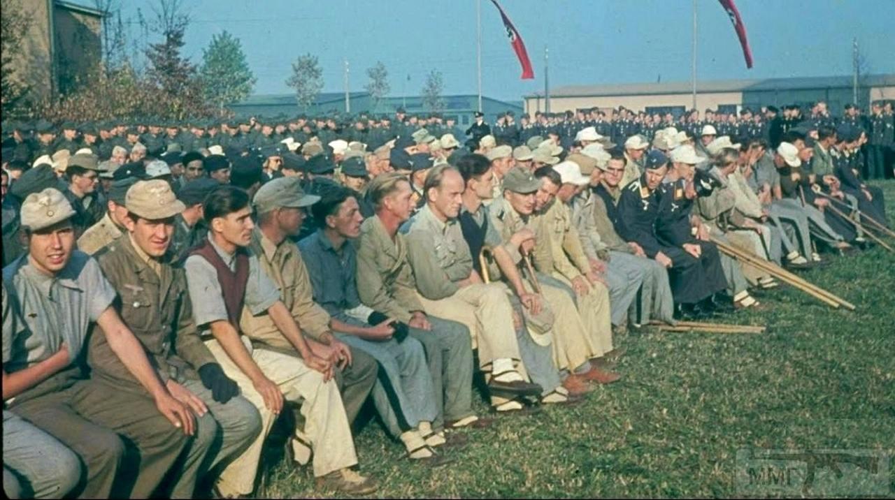 80481 - Военное фото 1939-1945 г.г. Западный фронт и Африка.