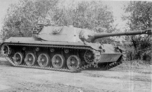 8049 - Не пошедшие в серию послевоенные прототипы