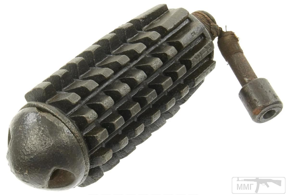 80495 - Створення ММГ патронів та ВОПів.