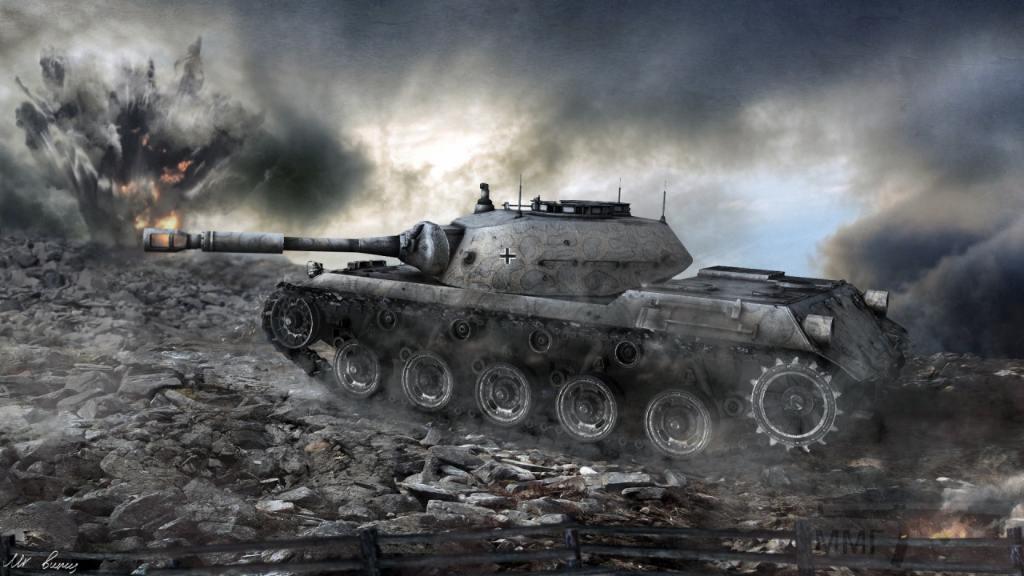 8051 - Не пошедшие в серию послевоенные прототипы