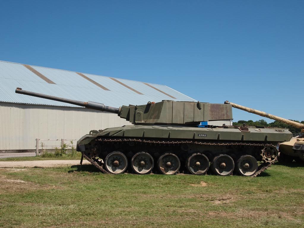 8053 - Не пошедшие в серию послевоенные прототипы