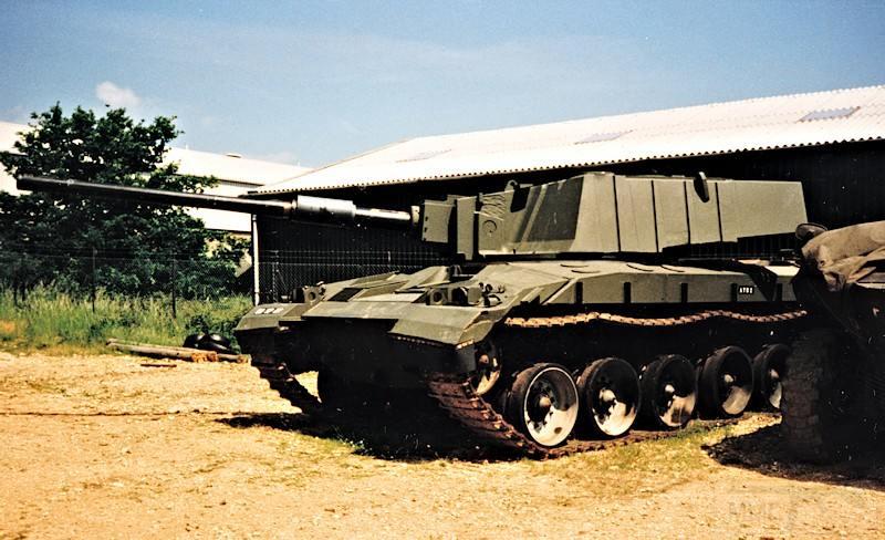 8055 - Не пошедшие в серию послевоенные прототипы