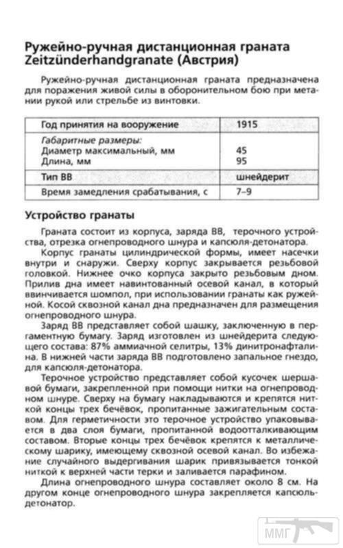 80566 - Створення ММГ патронів та ВОПів.