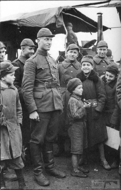 80579 - Раздел Польши и Польская кампания 1939 г.