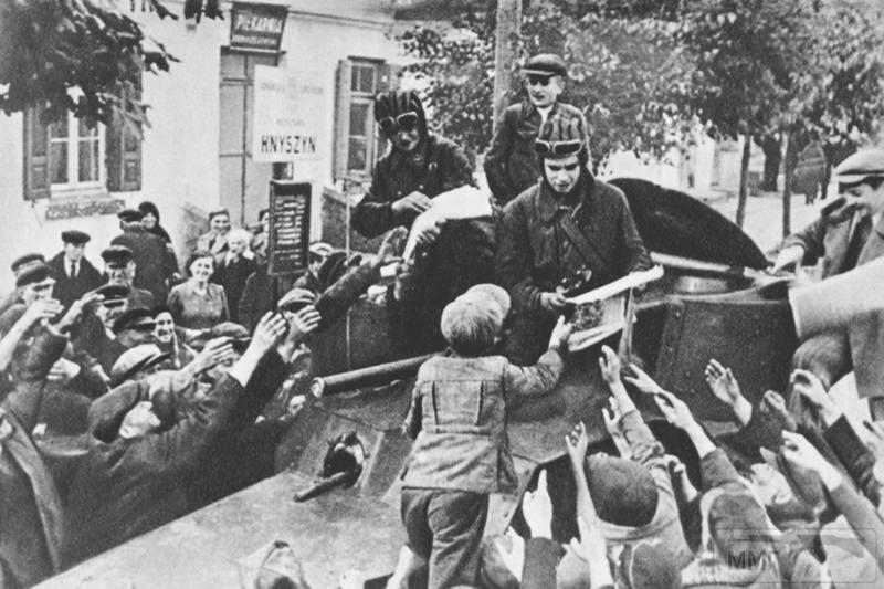 80591 - Раздел Польши и Польская кампания 1939 г.