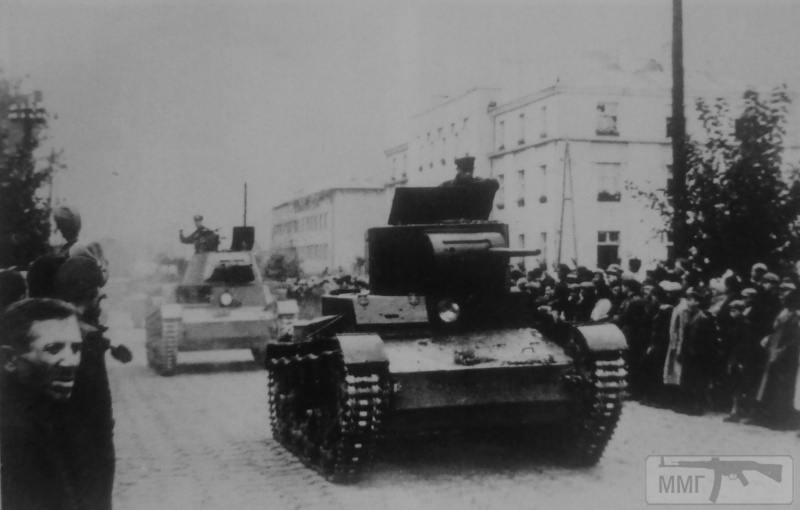 80594 - Раздел Польши и Польская кампания 1939 г.