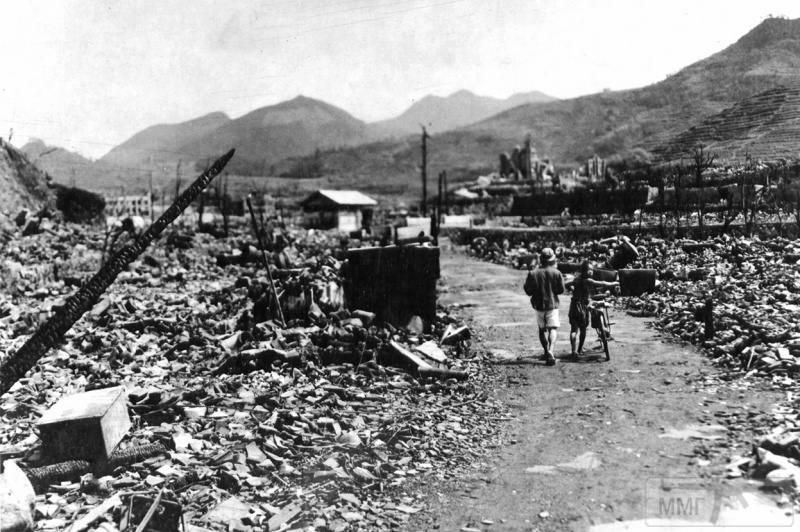 80645 - Хиросима и Нагасаки