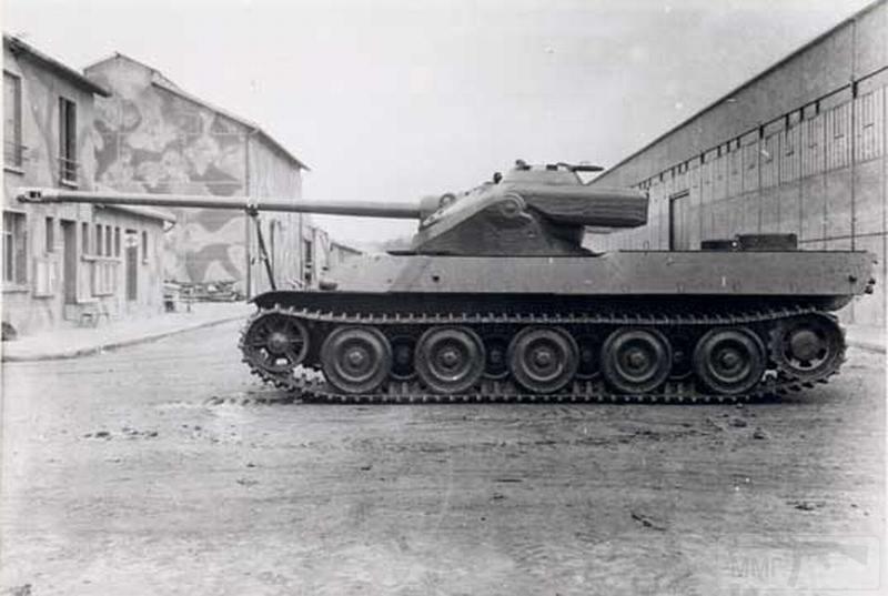 8065 - Не пошедшие в серию послевоенные прототипы