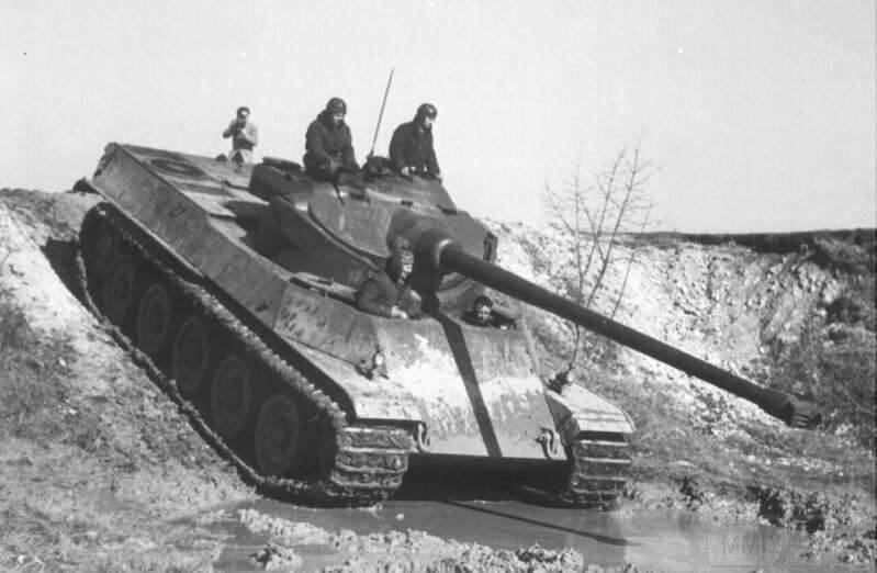 8066 - Не пошедшие в серию послевоенные прототипы