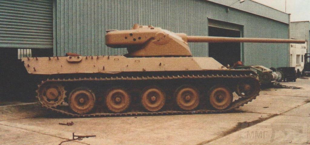 8067 - Не пошедшие в серию послевоенные прототипы