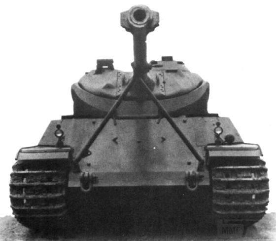 8069 - Не пошедшие в серию послевоенные прототипы