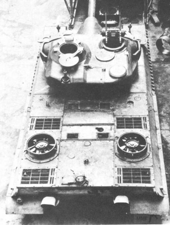 8070 - Не пошедшие в серию послевоенные прототипы