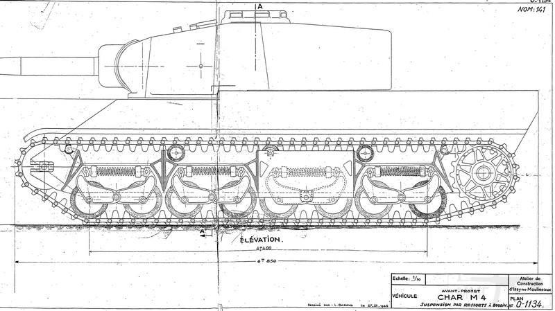 8079 - Не пошедшие в серию послевоенные прототипы