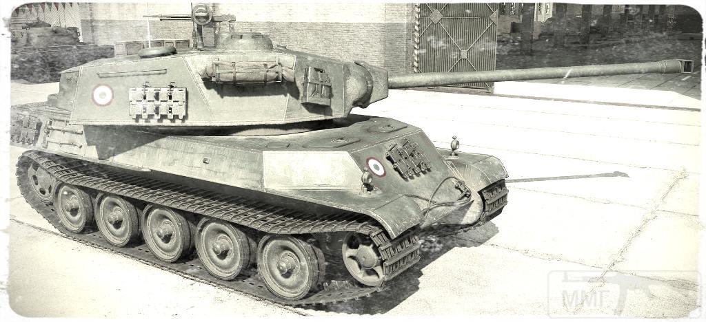 8080 - Не пошедшие в серию послевоенные прототипы