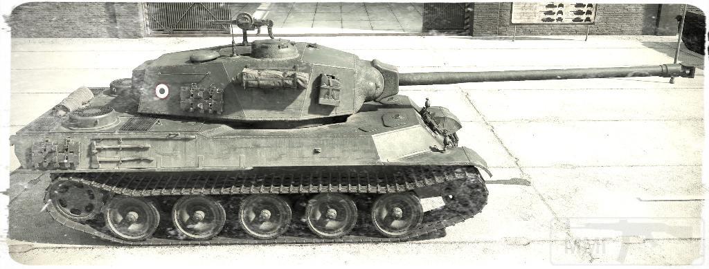 8081 - Не пошедшие в серию послевоенные прототипы