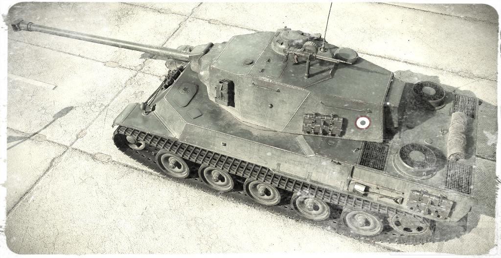 8082 - Не пошедшие в серию послевоенные прототипы