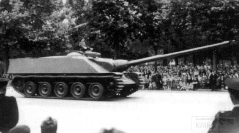 8084 - Не пошедшие в серию послевоенные прототипы
