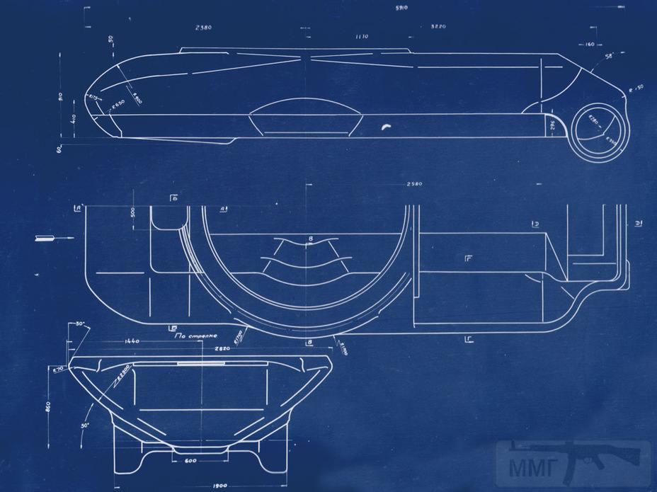8094 - Корпус Объекта 752 изготовлялся методом литья с вваркой днища и крыши