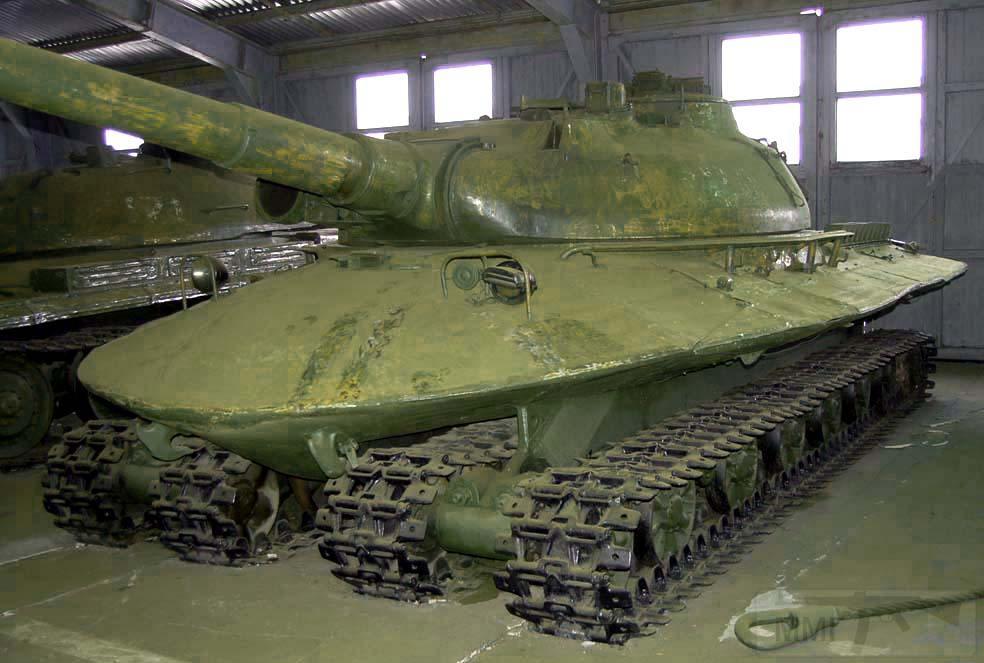 8097 - Не пошедшие в серию послевоенные прототипы