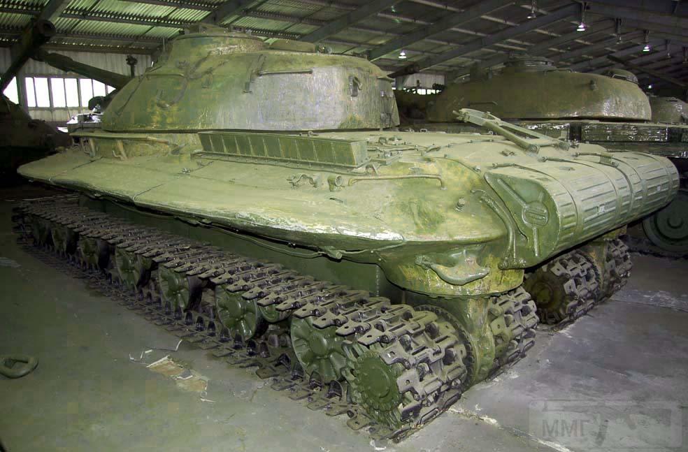 8098 - Не пошедшие в серию послевоенные прототипы