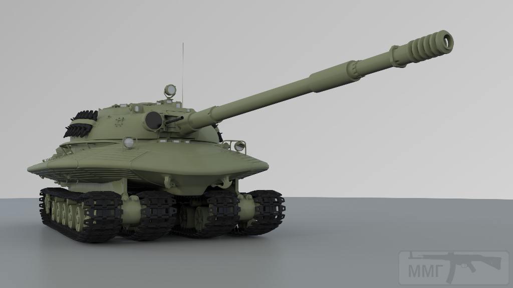 8099 - Не пошедшие в серию послевоенные прототипы