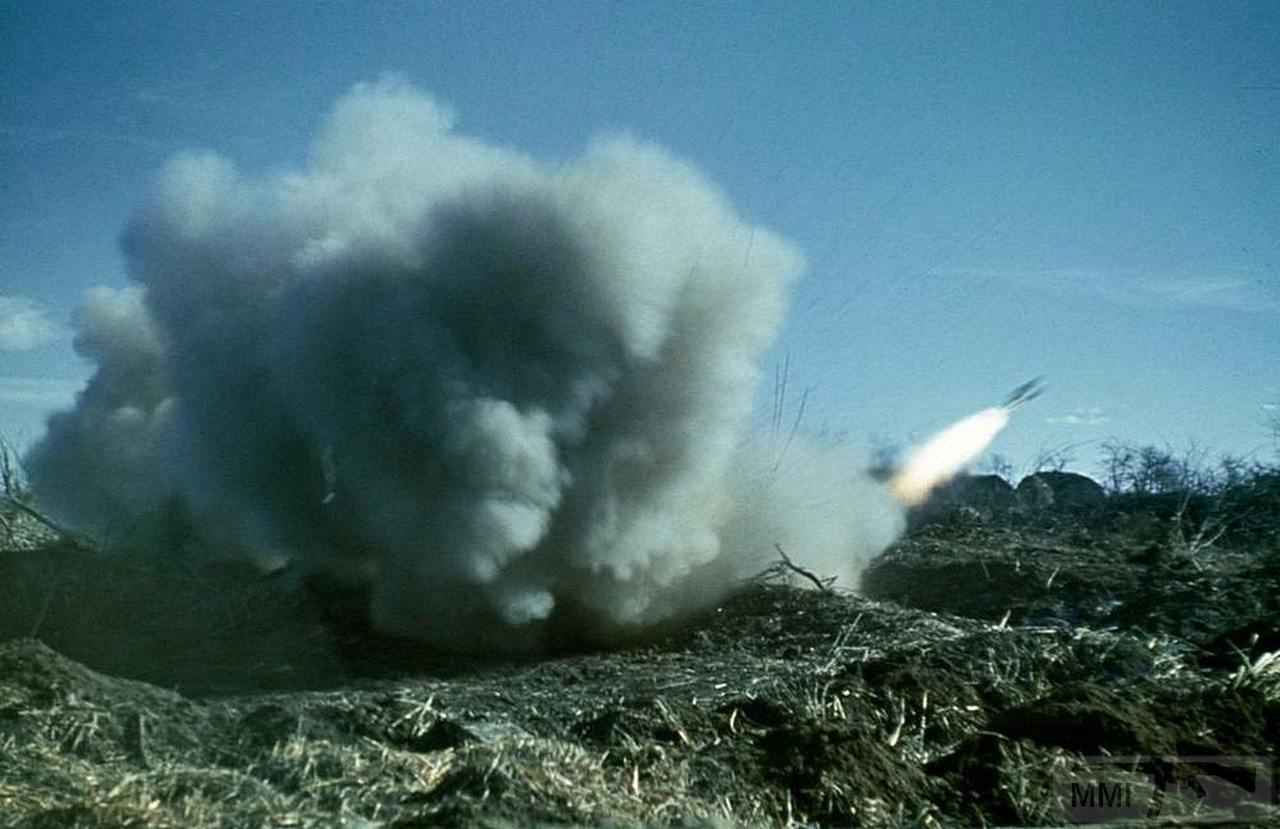 81023 - Германская реактивная артиллерия Второй мировой