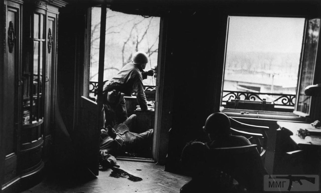 81045 - Военное фото 1939-1945 г.г. Западный фронт и Африка.