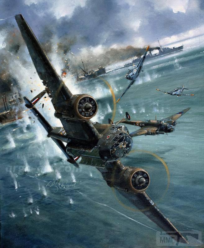 81083 - Художественные картины на авиационную тематику